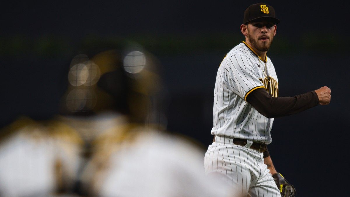 MLB Odds & Pitcher Props for Friday: Targeting Joe Musgrove's Strikeout Total (May 14) article feature image