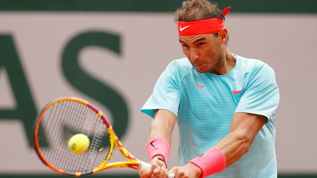 French Open Odds, Promo: Bet $20, Win $100 if Nadal Wins in Round 1 article feature image