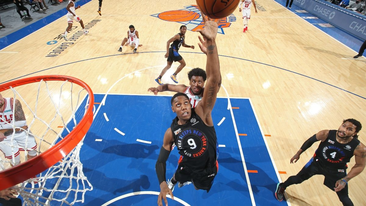 NBA Player Prop Bets & Picks: 3 Rebounding Overs For Tuesday (May 11) article feature image
