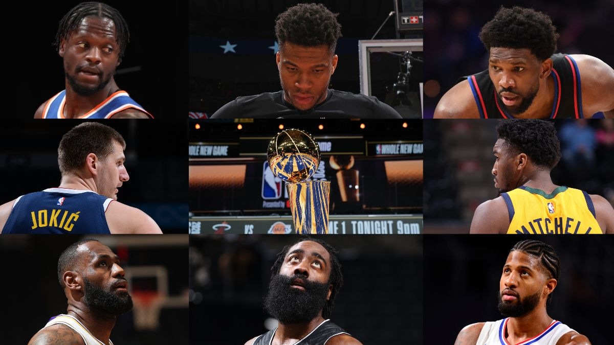 NBA Playoff Picture: Postseason Bracket, Updated Title Odds, Series Schedules and More article feature image