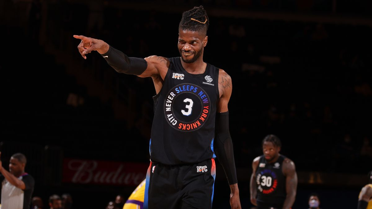 NBA Injury News & Starting Lineups (May 26): Nerlens Noel Cleared, Donovan Mitchell Expected to Play Wednesday article feature image