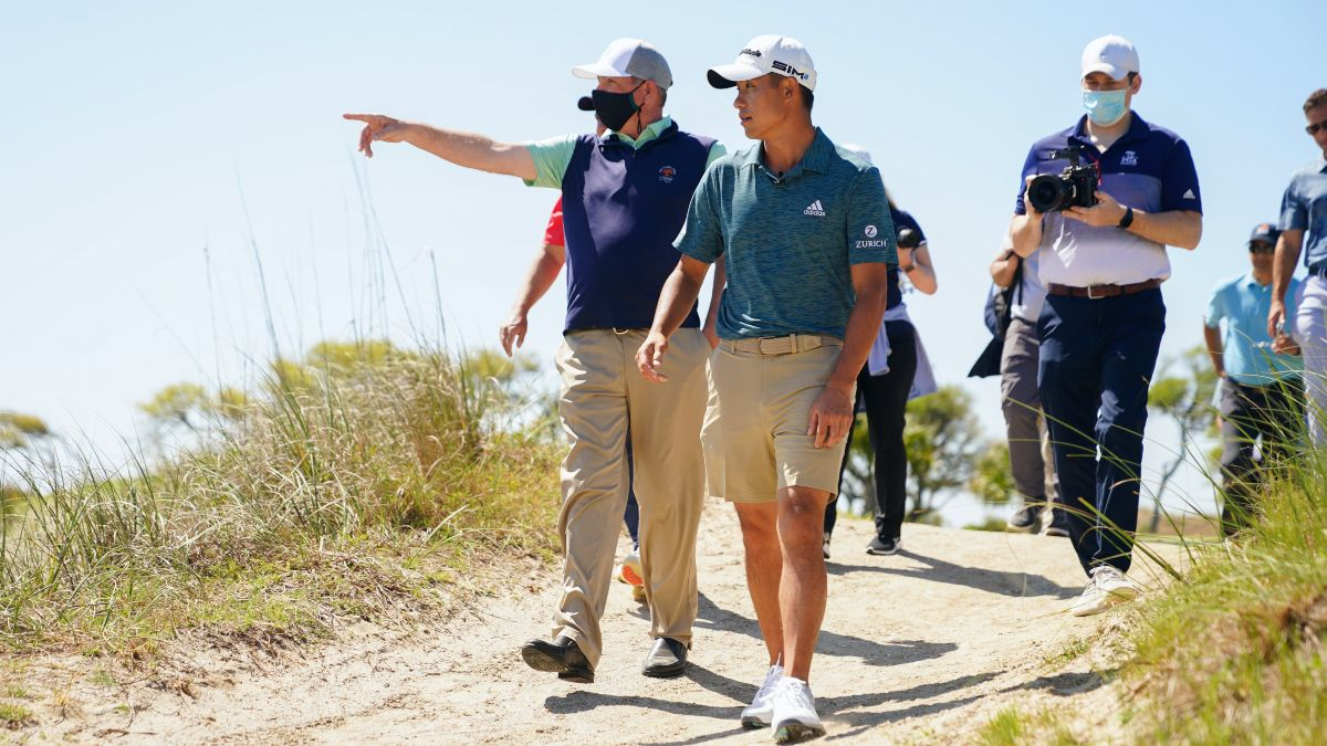 2021 PGA Championship at Kiawah Island: Rahm, Spieth & More Talk Ocean Course Challenges article feature image