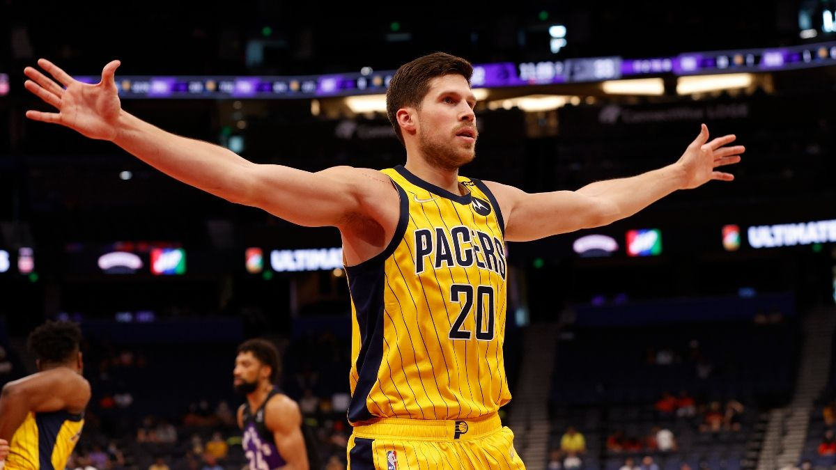 Pacers vs. Wizards Play-In Odds, Promo: Bet $20, Win $200 if the Pacers Score article feature image