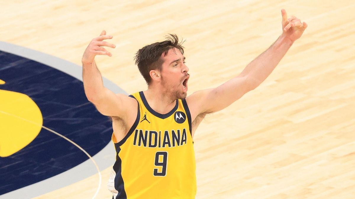 Indiana Pacers Play-In Tournament Odds, Promos: Bet $20, Win $200 if the Pacers Score a Point, More! article feature image
