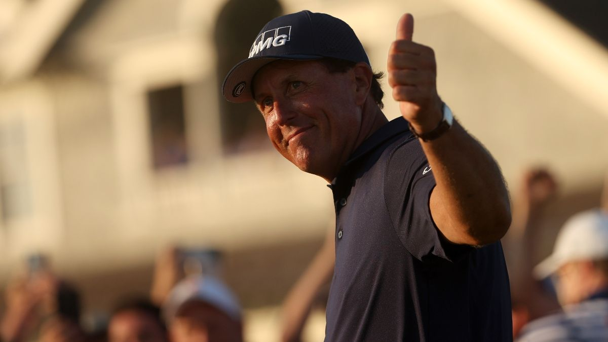 2021 Charles Schwab Challenge Betting Picks: Phil Mickelson Highlights 3 Best Bets at Colonial article feature image