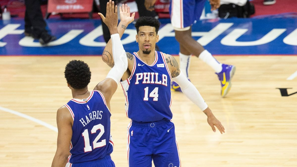 76ers Playoff Promo: Bet $20, Win $100 if the 76ers Hit a 3-Pointer! article feature image