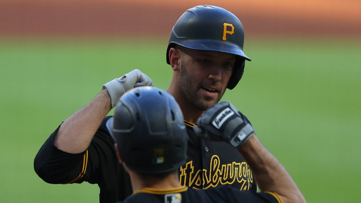 Pirates vs. Royals Odds & Pick: The Team Total to Bet on Monday (May 31) article feature image