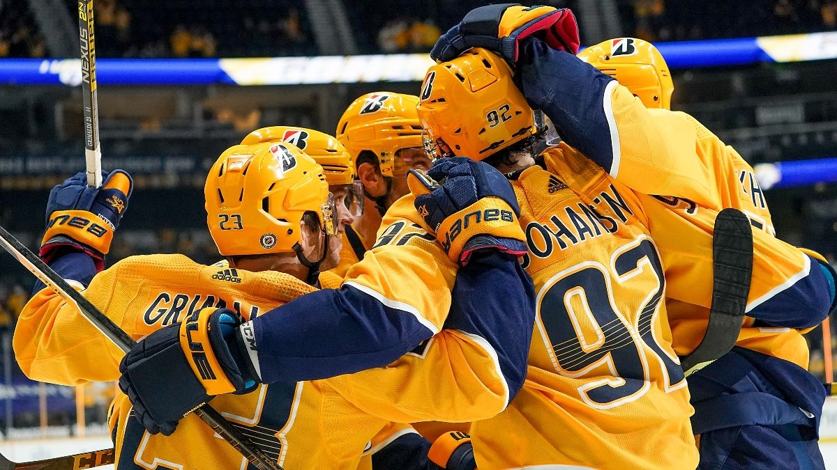 Nashville Predators Playoffs Promo: Bet $20 on the Preds, Win $100 No Matter What! article feature image