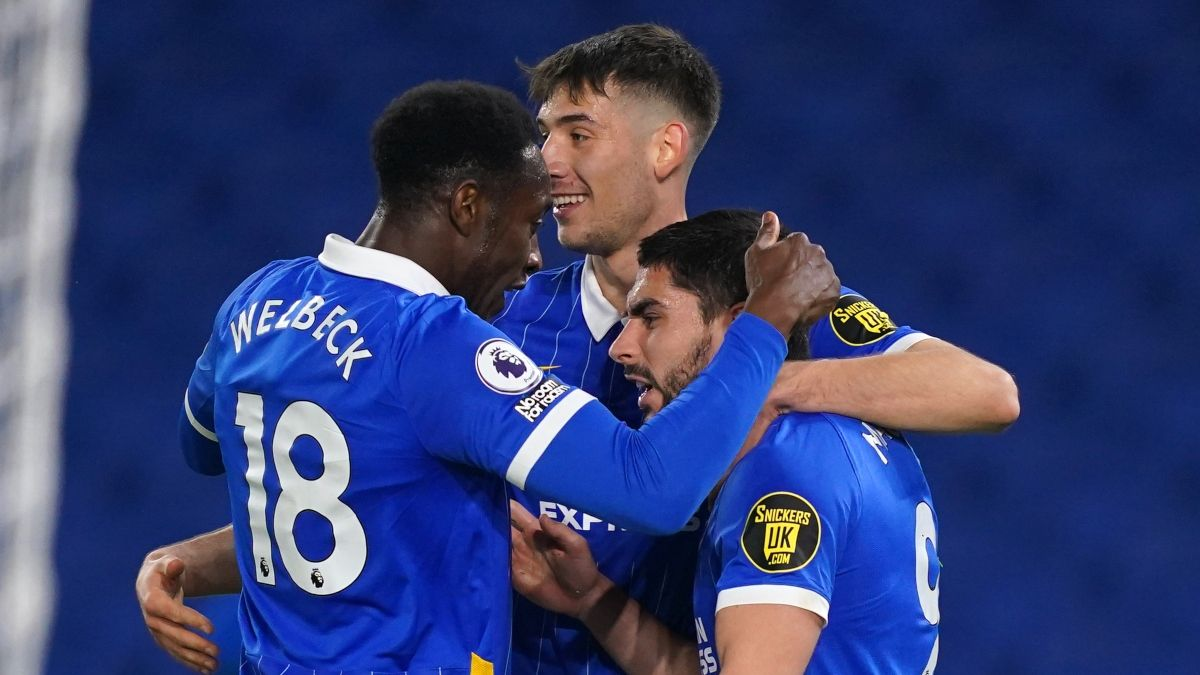 Sunday Premier League Betting Odds, Picks & Prediction: Wolves vs. Brighton & Hove Albion (May 9) article feature image
