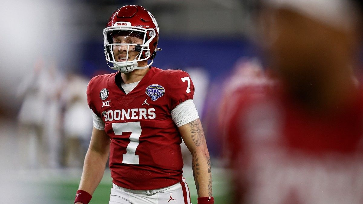 2022 NFL Mock Draft: Way-Too-Early Round 1 Predictions Feat. 6 QBs article feature image
