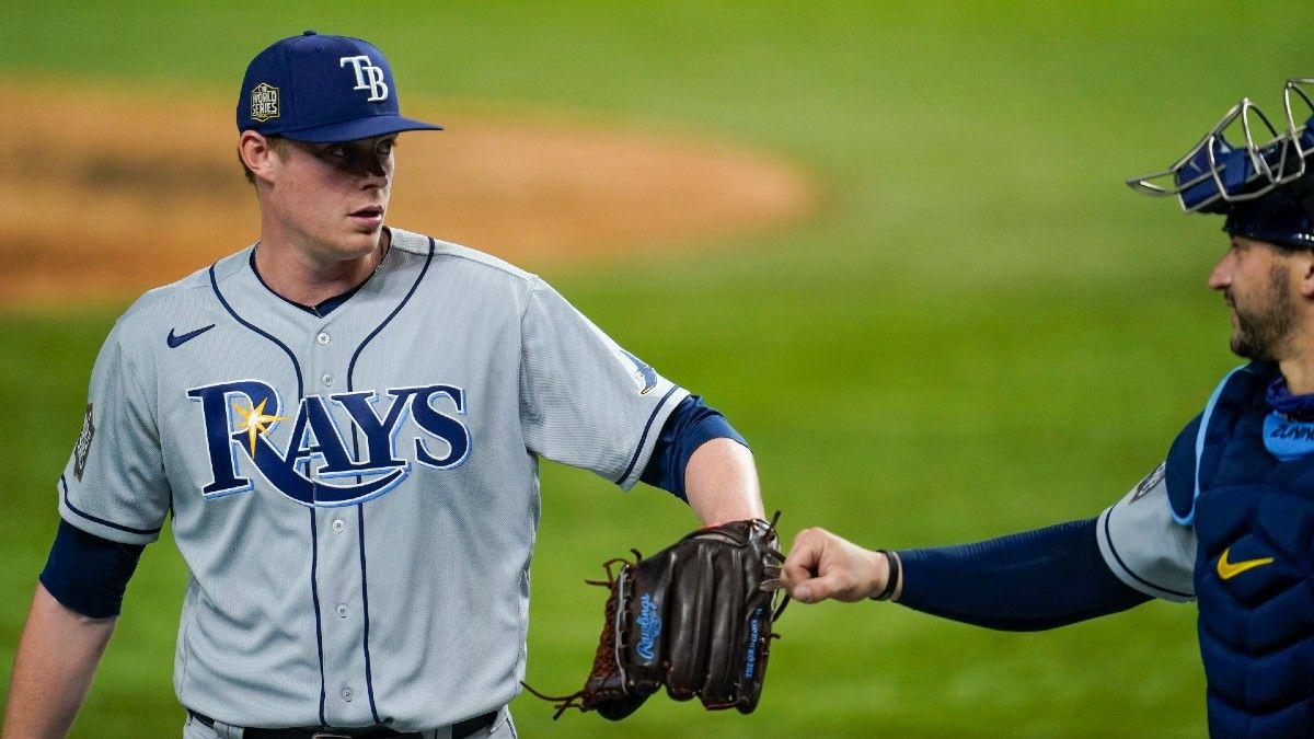 Yankees vs. Rays MLB Odds & Picks: Expect Pitching Duel on Tuesday (May 11) article feature image