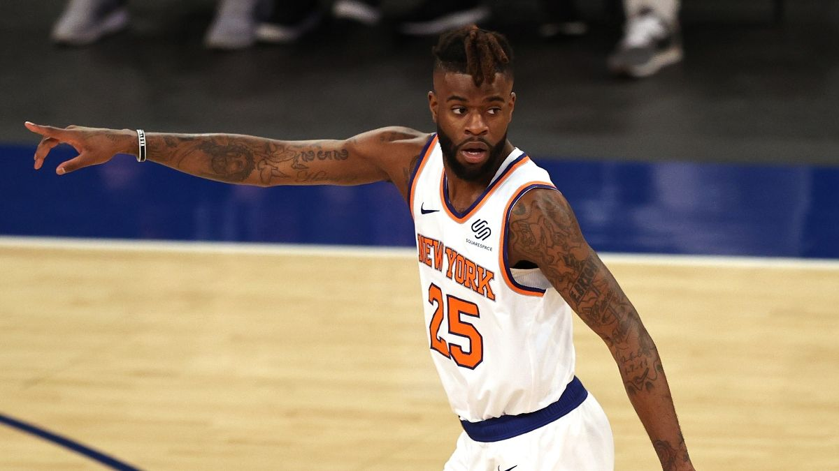 New York Knicks Playoff Promo: Bet $10, Win $80 if the Knicks Hit a 3! article feature image