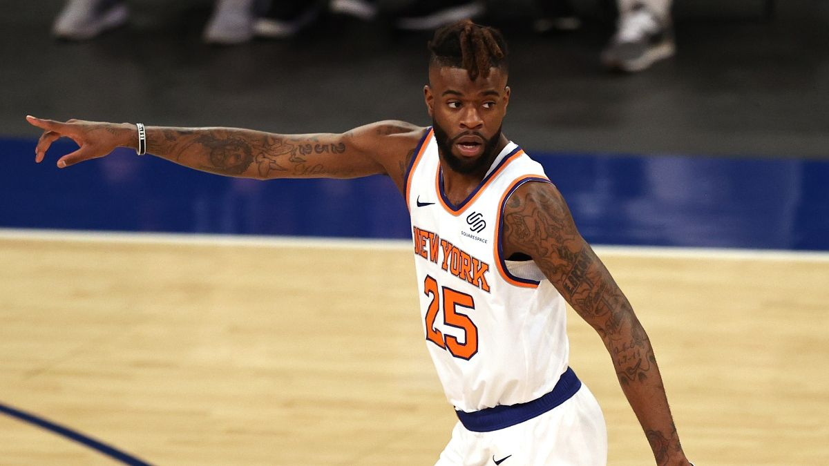 New York Knicks Playoffs Promo: Bet $20, Win $100 if the Knicks Hit a 3-Pointer! article feature image