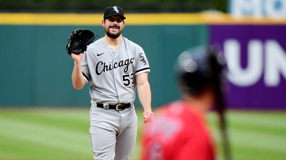 Friday MLB Odds, Picks, Prediction: White Sox vs. Royals Betting Preview (May 7) article feature image