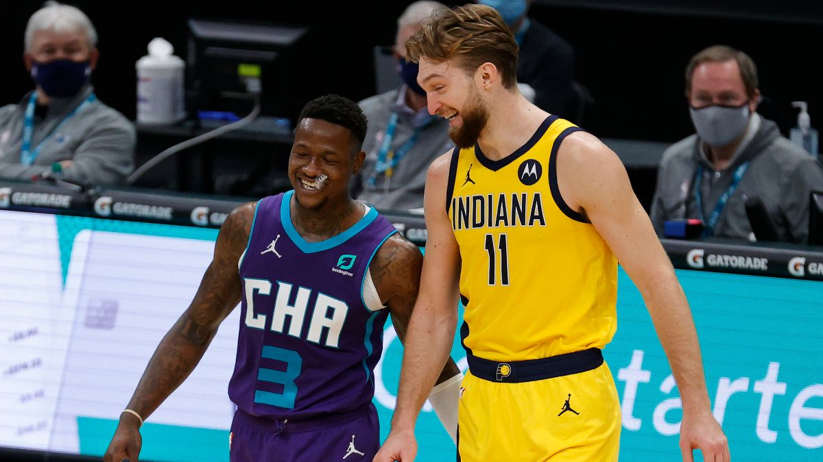 Hornets vs. Pacers Odds, Predictions & Picks: The Live Bet to Make In First Play-In Game (Tuesday, May 18) article feature image