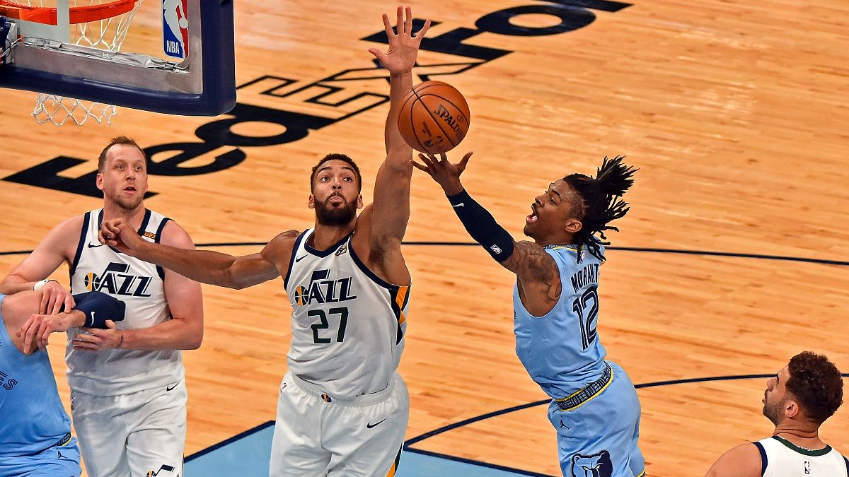 Jazz vs. Grizzlies Odds, Game 4 Preview, Prediction: How to Back Utah Live in Memphis (May 31) article feature image