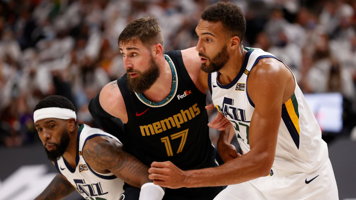 NBA Playoffs Series Odds: Jazz Still Favorites Despite Game 1 Upset article feature image