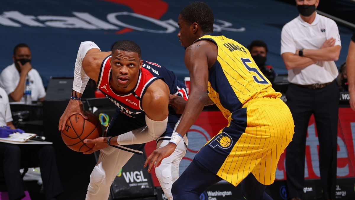 Pacers vs. Wizards Odds For NBA Playoffs Play-In Tournament (Thursday, May 20) article feature image