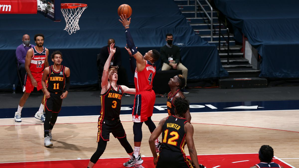 Wizards vs. Hawks NBA Odds & Picks: Betting Value On Monday's Over/Under (May 10) article feature image