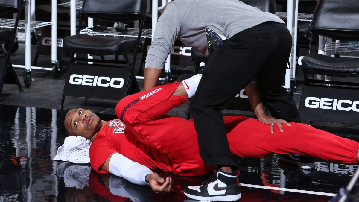 NBA Injury News & Starting Lineups (May 29): Giannis Antetokounmpo Probable, Russell Westbrook Questionable Saturday article feature image
