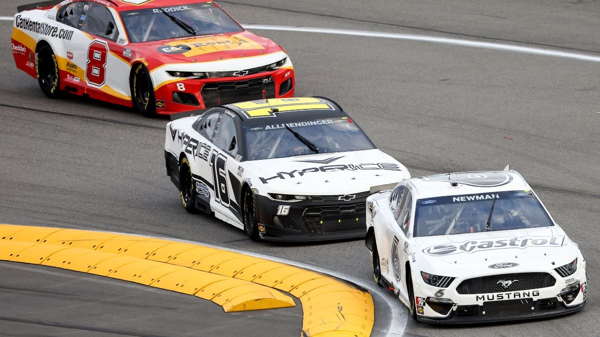 NASCAR at COTA Odds, Predictions: 2 Early Bets for Sunday's Echopark Texas Grand Prix article feature image