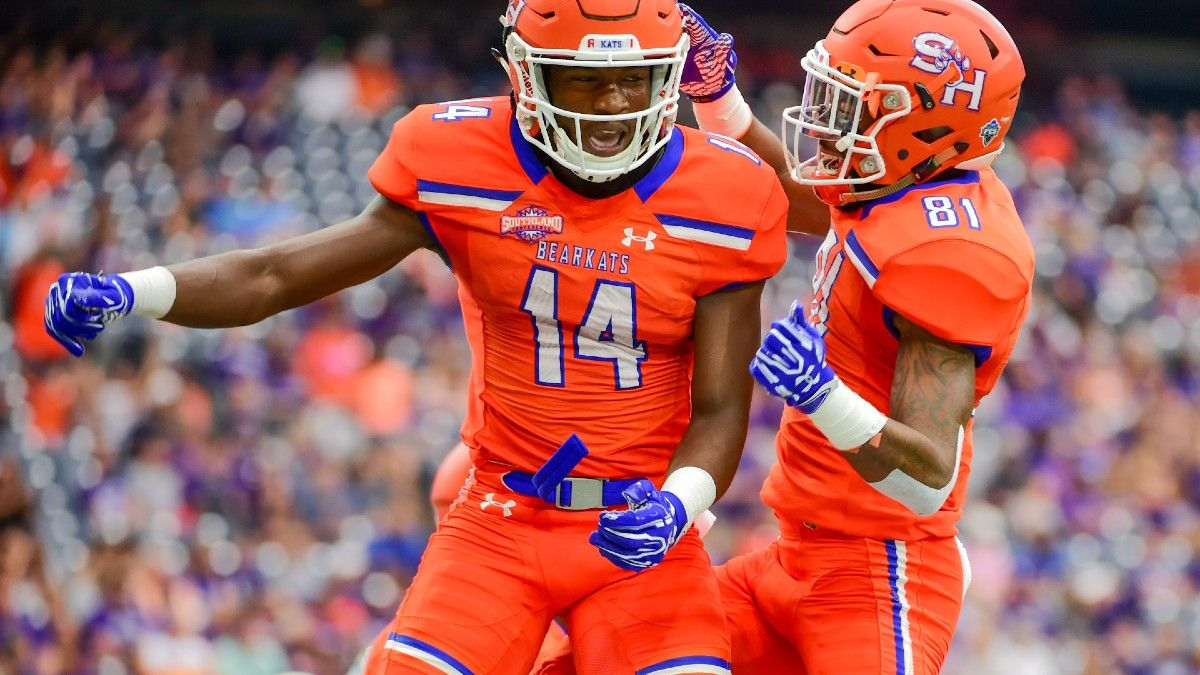 FCS Playoffs Odds & Pick for North Dakota State vs. Sam Houston State: Fade the Bison as Favorites (May 2) article feature image