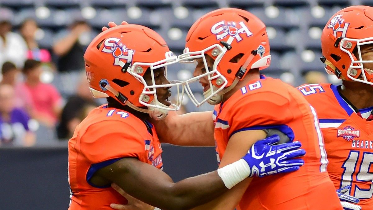 FCS Playoffs Odds & Picks: Our Best Semifinal Bets for South Dakota State vs. Delaware & Sam Houston vs. James Madison (May 8) article feature image