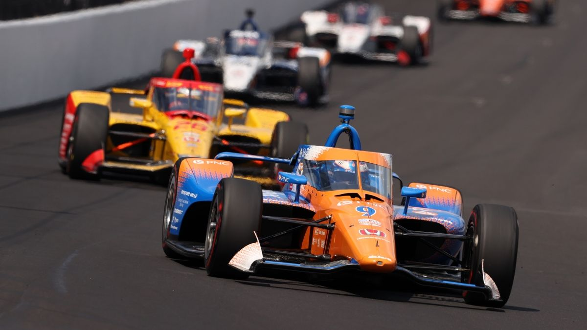 Indy 500 Opening Day Odds: Scott Dixon the Race Favorite Ahead of Tuesday's Practice Sessions article feature image