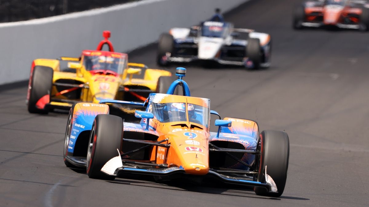 Indy 500 Odds, Promo: Bet $20, Win $200 if Scott Dixon Finishes Top-20! article feature image
