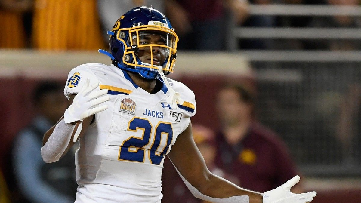 FCS Playoffs Odds & Pick For South Dakota State vs. Delaware: A Parlay For Saturday's Semifinal article feature image