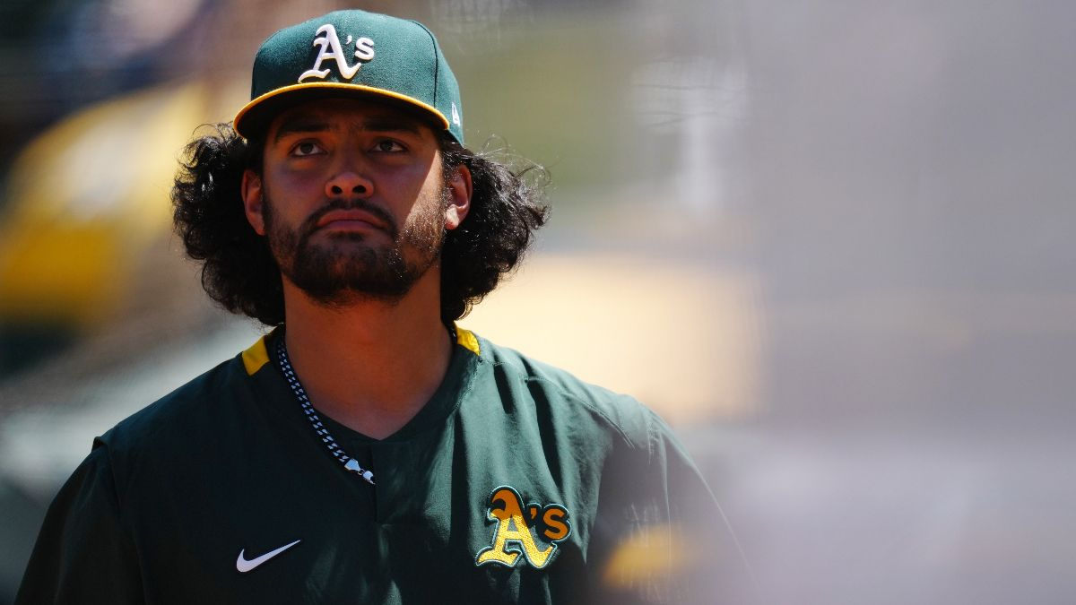MLB Odds & Picks for Athletics vs. Red Sox: Back Oakland With Sean Manaea on the Mound (Thursday, May 13) article feature image