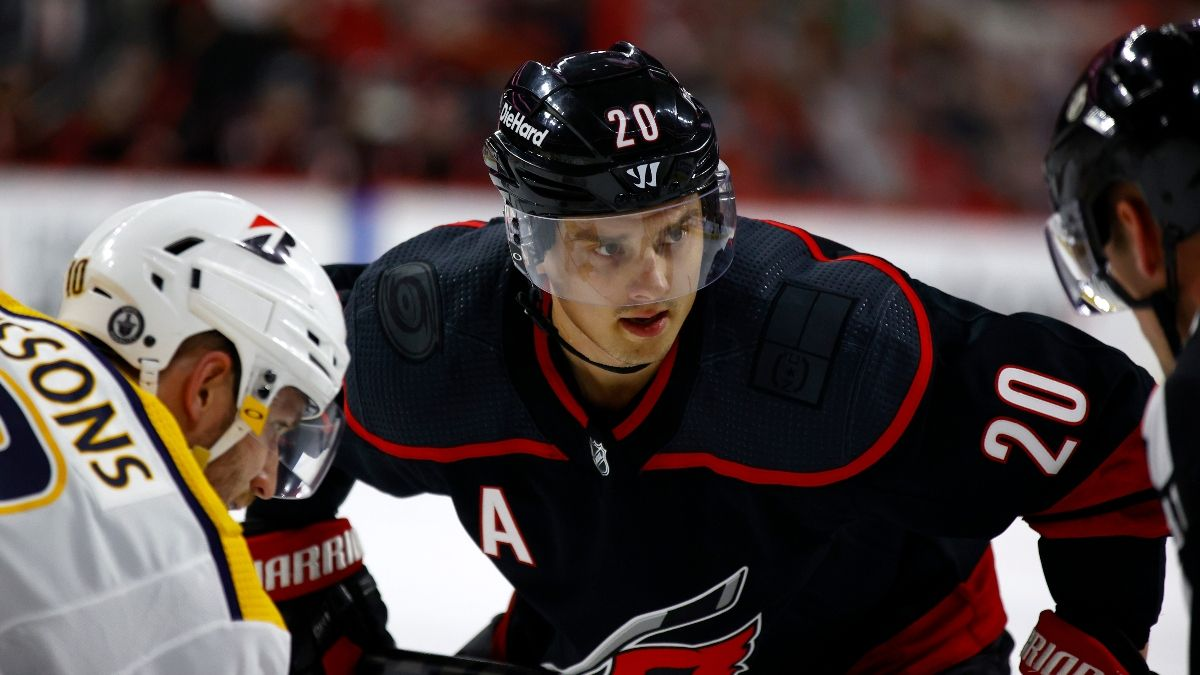 Tuesday NHL Game 5 Odds, Preview, Prediction for Predators vs. Hurricanes: Can Carolina Take Series Lead at Home? (May 25) article feature image