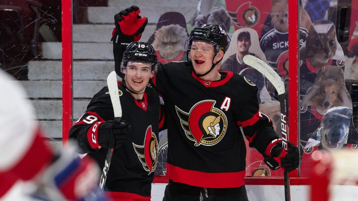 NHL Betting Odds & Pick for Senators vs. Jets: Underdog Ottawa Has Value on Saturday (May 8) article feature image