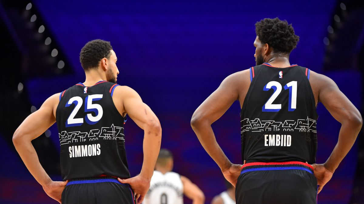 NBA Playoff Odds: The Philadelphia 76ers' 2021 Title Chances article feature image