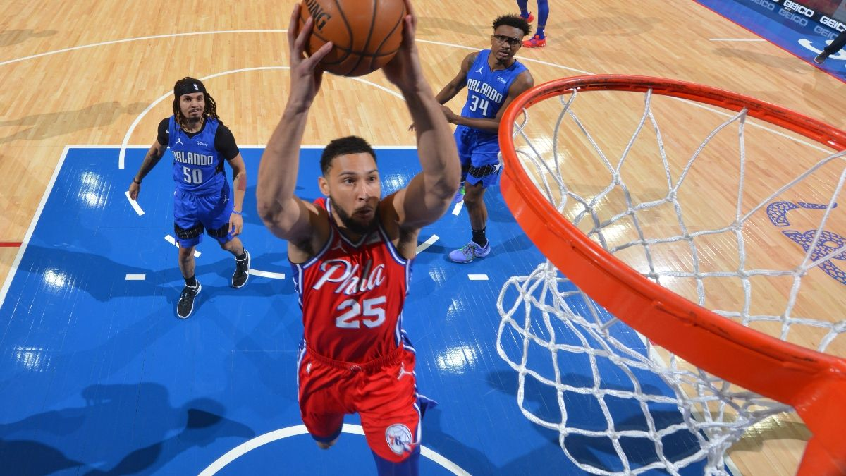 76ers vs. Wizards First Round Promo: Bet $20, Win $200 if the Sixers Score a Point article feature image