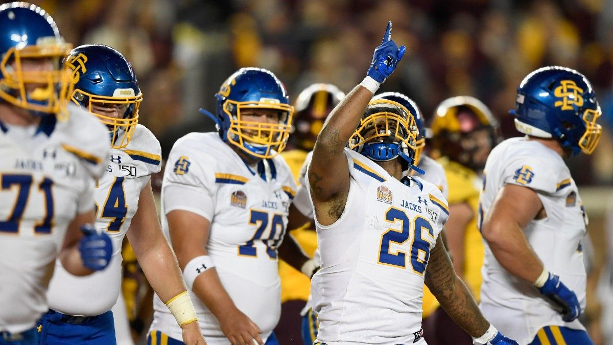 South Dakota State vs. Sam Houston State Odds, Pick & Prediction: How to Bet FCS Championship (Sunday, May 16) article feature image