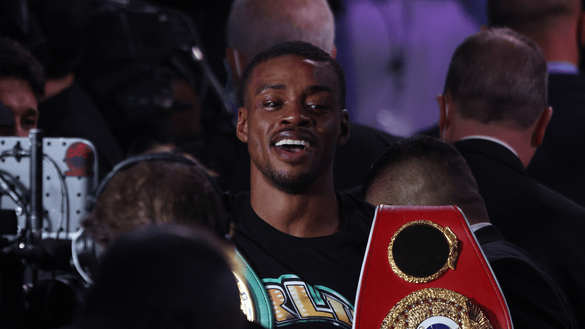 Errol Spence Jr. Out of Manny Pacquiao Fight; Yordenis Ugas in as Replacement article feature image