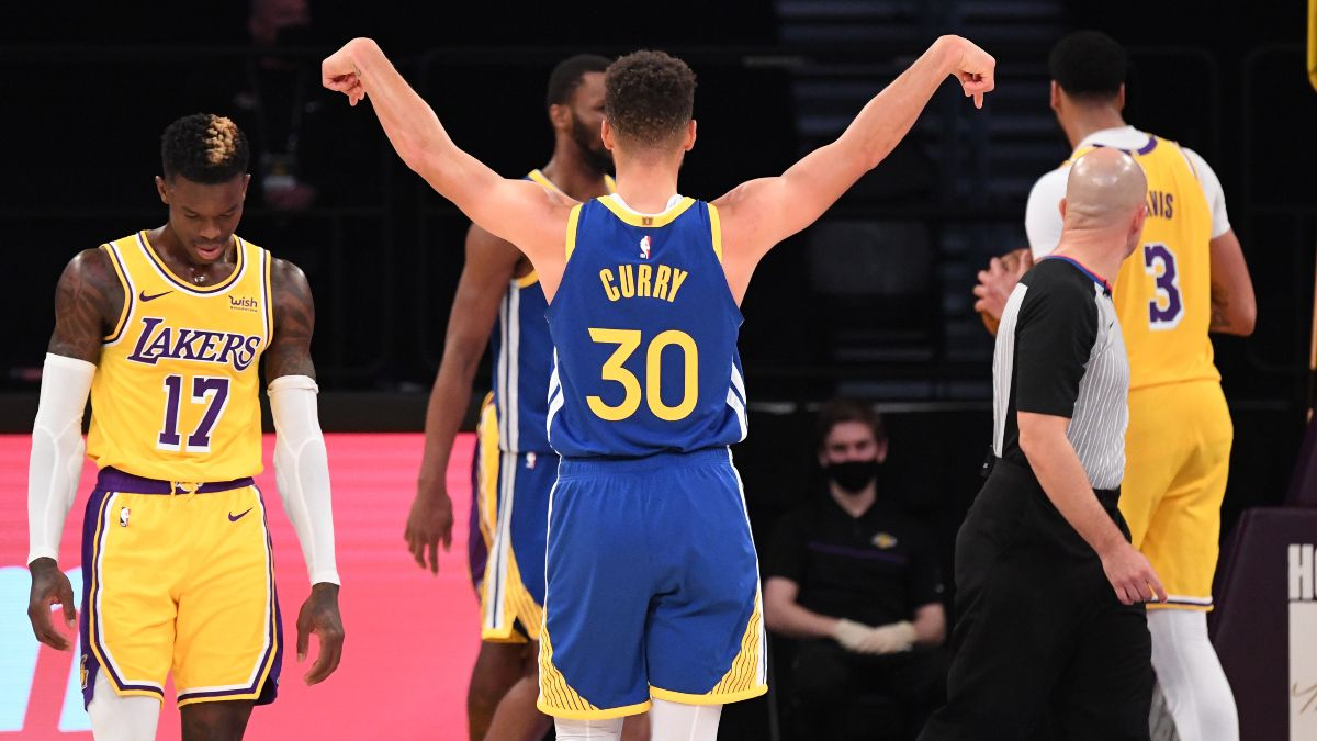 NBA Play-In Tournament Betting Odds, Picks, Predictions: Our Staff's Best Bets for Spurs vs. Grizzlies, Warriors vs. Lakers (Wednesday, May 19) article feature image