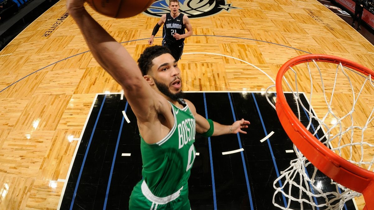 The Best Sportsbook Promos for Friday, May 7: Bet $20 on the Celtics, Win $150 if Jayson Tatum Scores a Point! article feature image