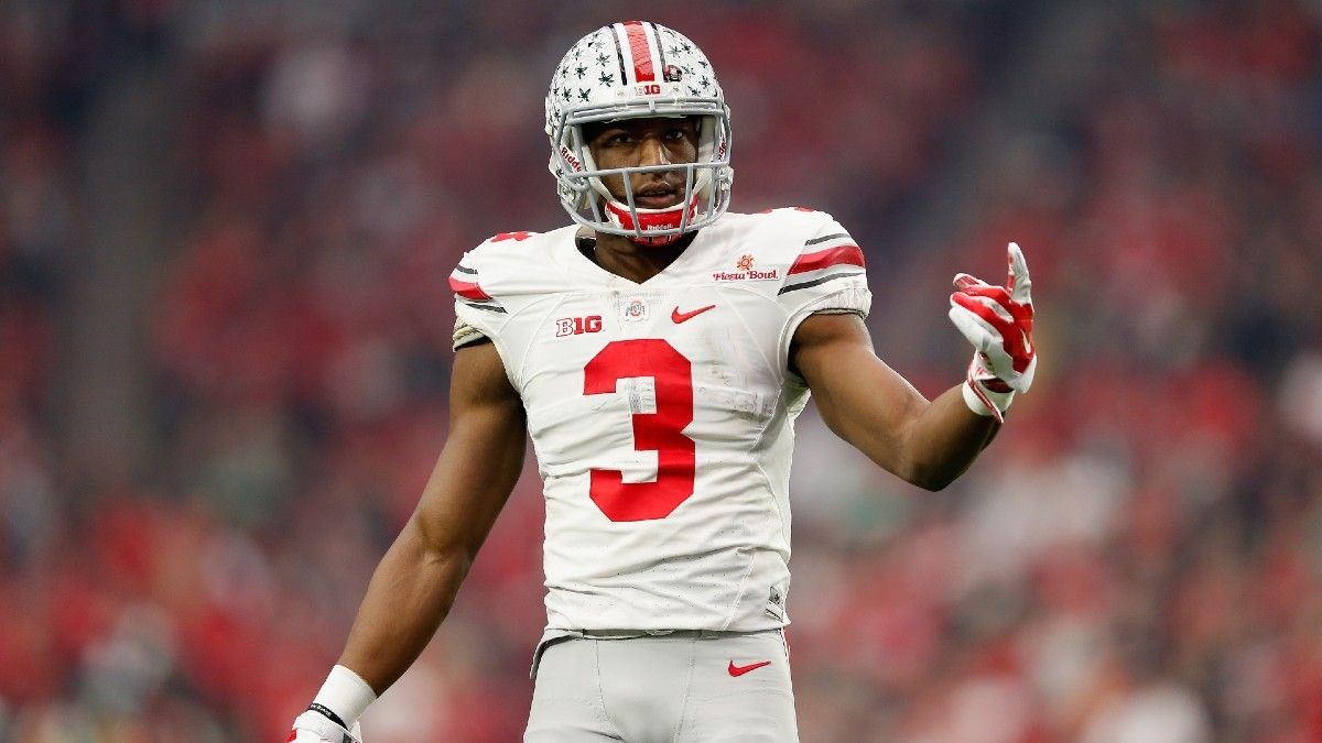 """Who is the Real """"WRU?"""": Evaluating Which College Football Programs Produce the Best Wide Receivers article feature image"""