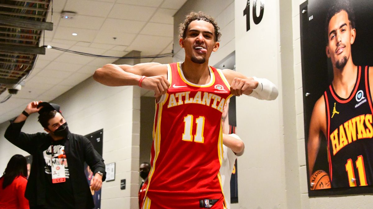 76ers vs. Hawks NBA Odds, Picks & Predictions: Where the Big Bets Are Going on Game 4 (Monday, June 14) article feature image