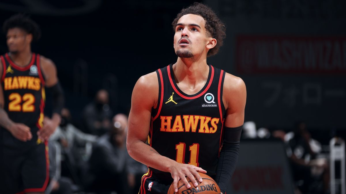 Wizards vs. Hawks NBA Odds & Picks: Washington Will Cool Down Against Atlanta (Wednesday, May 12) article feature image