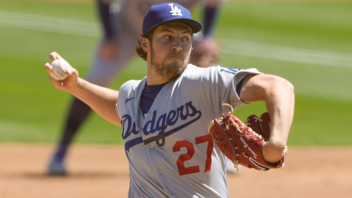 MLB Odds, Picks, Prediction for Dodgers vs. Giants: Does Los Angeles Have Value with Trevor Bauer? (Friday, May 21) article feature image