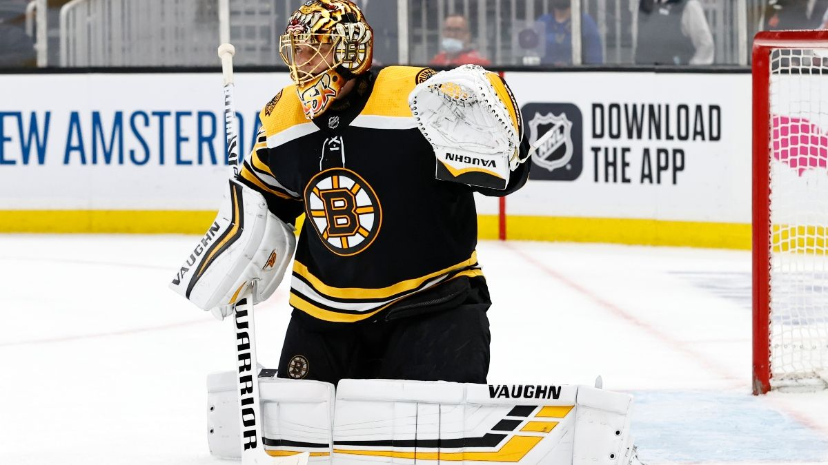 NHL Playoffs Odds, Picks, Predictions: Capitals vs. Bruins Game 4 Betting Preview (Friday, May 21) article feature image