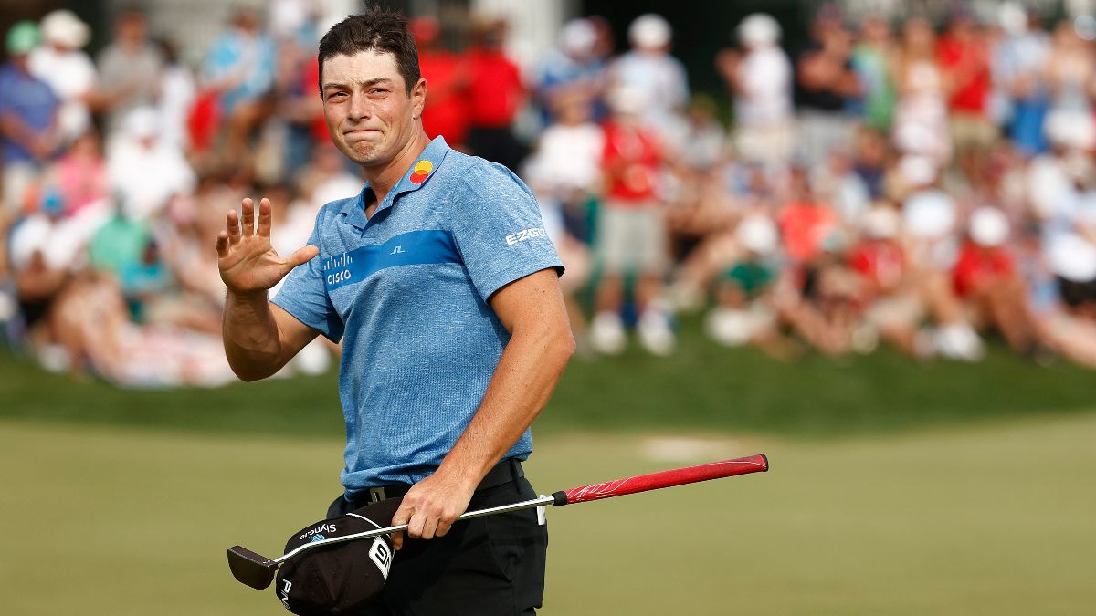Bettor Wins Nearly $1M On 12-Leg Ryder Cup Parlay That Needed 2 Ties article feature image