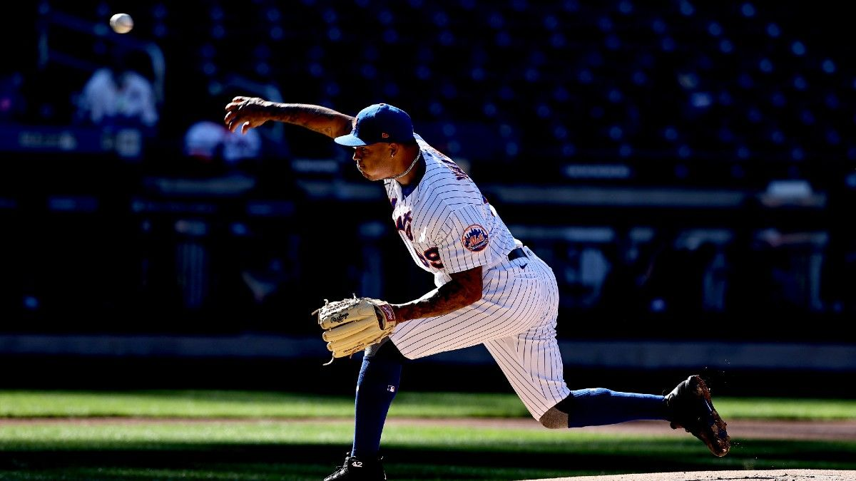 Mets vs. Braves MLB Betting Odds & Pick: New York Owns Key Advantage (Monday, May 17) article feature image