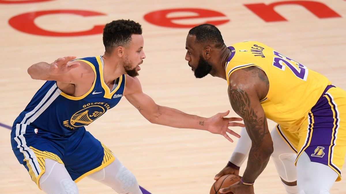 Warriors vs. Lakers Odds For NBA Postseason Play-In Tournament (May 19) article feature image