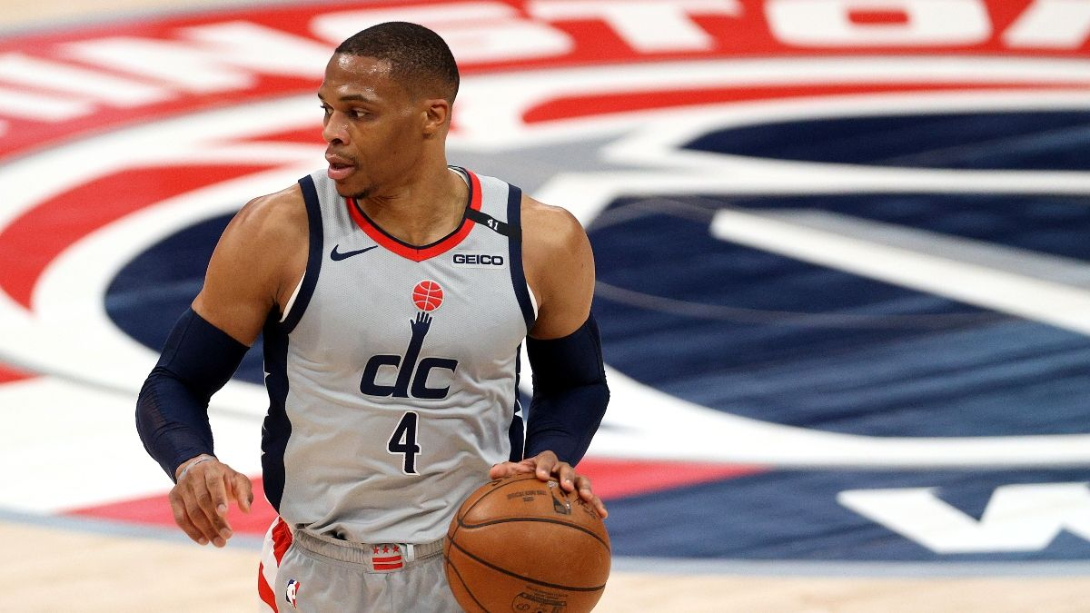 Wizards vs. Pacers Odds, Promos: Bet $20, Win $200 if Russell Westbrook Scores article feature image