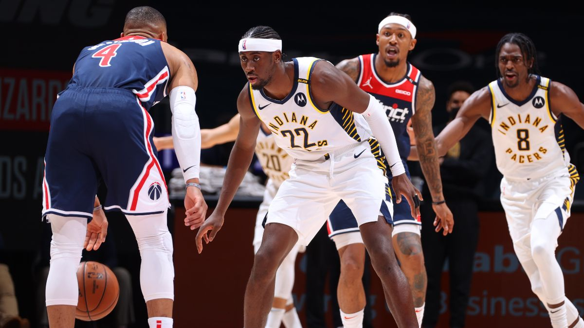 Wizards vs. Pacers NBA Odds & Picks: Target the Total with Fast-Paced Teams in Indiana (Saturday, May 8) article feature image