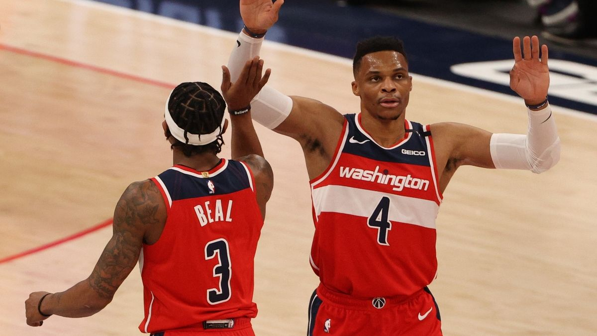 Wizards vs. Pacers Odds, Promo: Deposit $50, Get $100 FREE to Use on the Wizards! article feature image